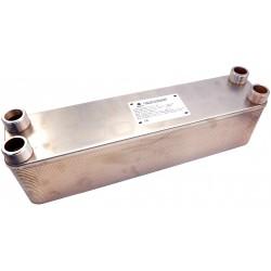 """Plate Heat Exchanger NORDIC Ba-60-40 1 1/4"""" 440kW"""