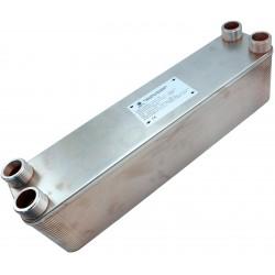 """Plate Heat Exchanger NORDIC Ba-60-60 1 1/4"""" 660kW"""