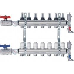 Rozdzielacz hydrauliczny CO - 4 sekcje