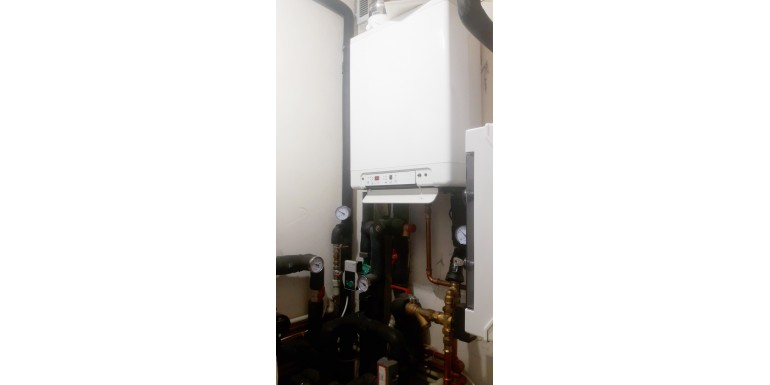 How to choose a heat exchanger to connect a gas boiler?